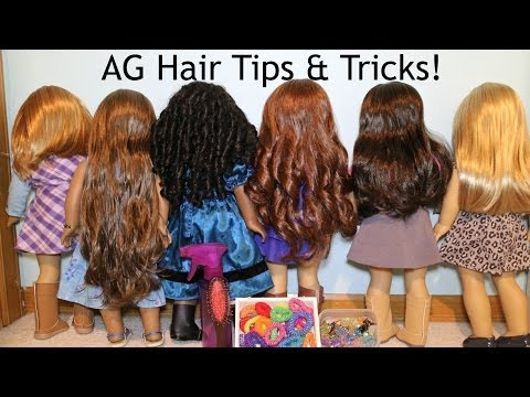 Doll Hair Care Tips & Tricks!