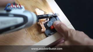 How to Assemble Kitchen Cabinets with Dovetailed Drawers