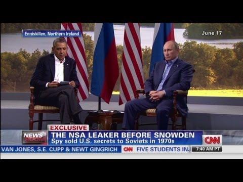 Trump mulls pardon for NSA whistleblower leaker Edward Snowden