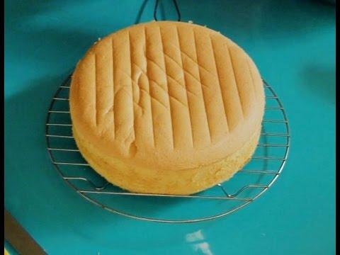 [Viet&English CC] Bánh bông lan cơ bản - How to make Sponge cake - ChiChi Nguyễn