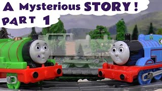 thomas and friends a spooky story part 1   is it halloween   fun toy trains episode for kids tt4u