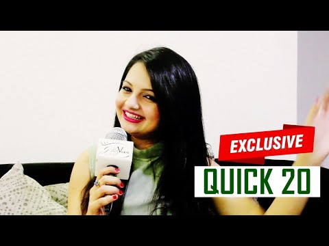 20 Questions With Gia Manek | Quick 20 | Rapid Fire