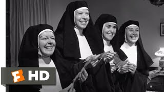 Lilies of the Field (1963) - Giving Thanks Scene (9/12) | Movieclips