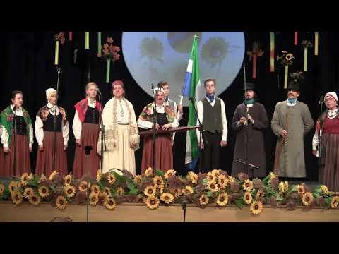 """Hõimupäev Türil - Liivi rahvalauluansambel """"Kannel"""""""