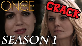 OUaT - Season 1 CRACK [♛ Swan Queen Edition ♛]