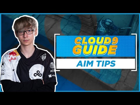 How To Get More HEADSHOTS And BETTER AIM In CS:GO | C9 TenZ Aiming Tips