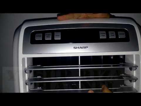 Cara Pakai Air Cooler Sharp Yang Baik Dan Benar Lengkap Dengan