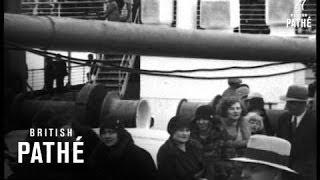 Finland - Aboard Ship (1920-1929)