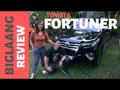 Toyota Fortuner Review Philippines