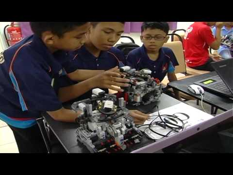 National Robotics Competition (NRC) 2015 Final (Malaysia)