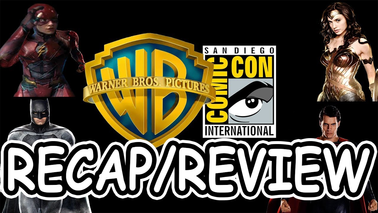 Warner Bros. Panel Recap