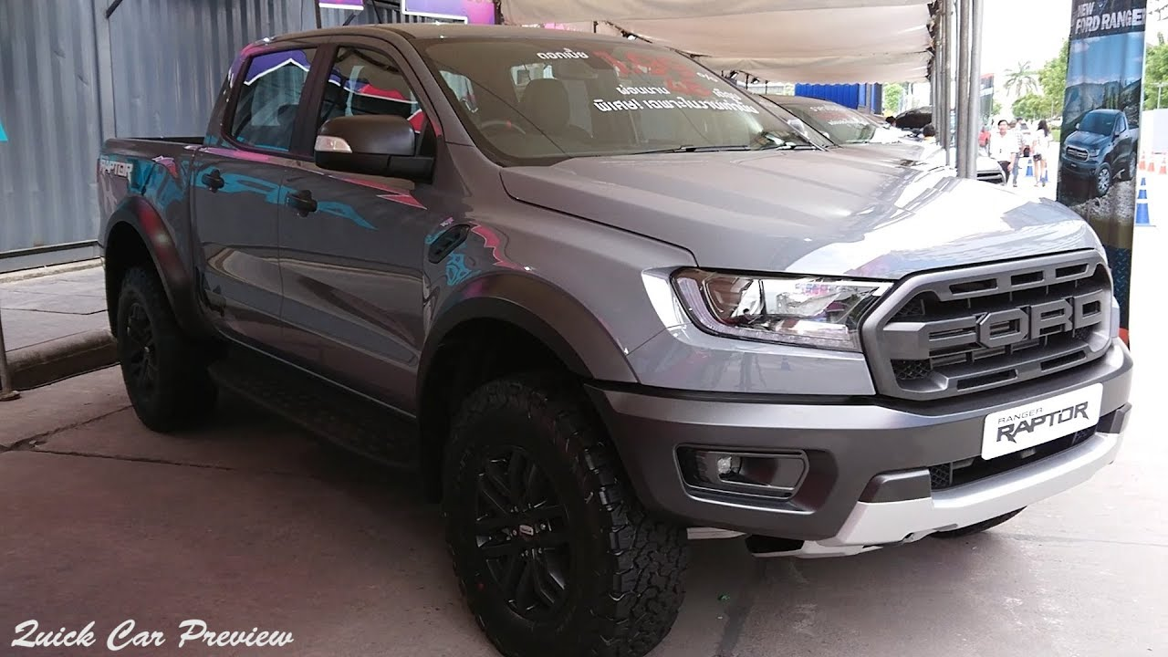 Quick Preview : 2019 Ford Ranger Raptor 2.0 Bi-Turbo 4X4 ...