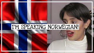 DANISH GIRL SPEAKING NORWEGIAN FT SUNNY!