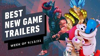 Best New Game Trailers (Week of 9/13/21)