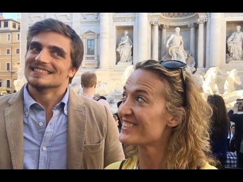 ROME | HUNTING ITALIAN MEN! - ENGLISH SUBTITLES AVAILABLE