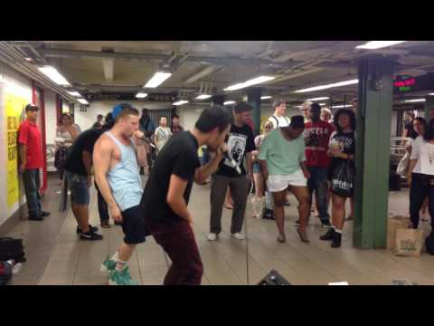 Beatbox performers Union Sq NY