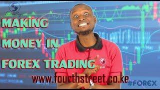 Making Money in FOREX trading in Kenya