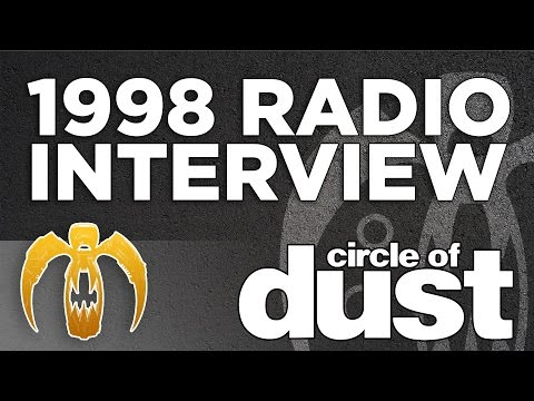 Circle of Dust 'Disengage' Radio Interview (88.1 WCWP April 1998)