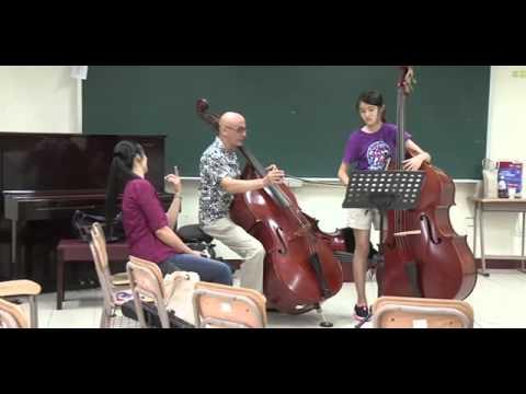 2015蘭陽國際低音提琴夏令營紀錄片Lan Yang International Double Bass Summer Camp Documentary