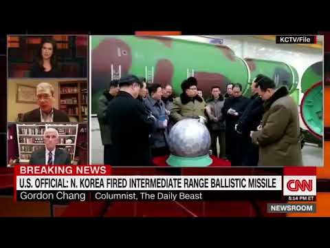 WW3 BREAKING NEWS; AS NORTH KOREA FIRED FOUR BALLISTIC MISSILES TODAY