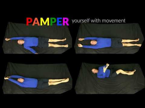 PAMPER yourself with rolling - as a test and drill