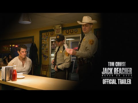 Trailer-mustra: Jack Reacher: Never Go Back / The War on Everyone / American Pastoral