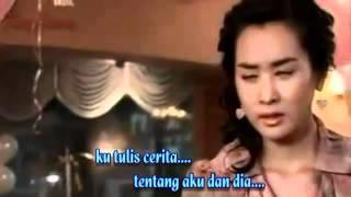 Antara Engkau,Aku Dan Dia- Kangen band with lyrics