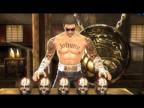 Mortal Kombat Komplete Flawless Test Your Sight & PC Mods