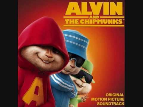 Robyn Dancing on my own - Chipmunks