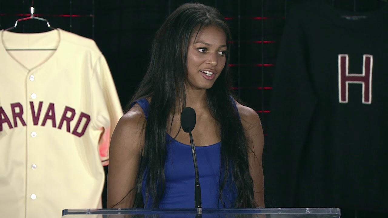 Gabby Thomas Says Getting Accepted Into Harvard Was Easier ...