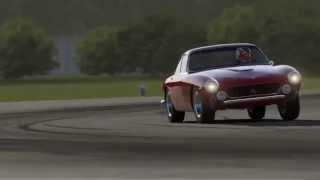Ferrari 250 GT Berlinetta Lusso Top Gear Track