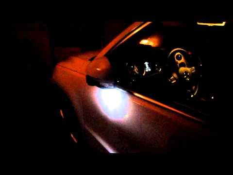 Module à LEDs sous rétro VW TIGUAN V1/V2