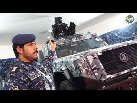 Gulf Defense & Aerospace Exhibition GDA 2017 Kuwait Day1