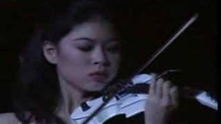 Vanessa Mae theme from Caravans