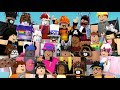 THE HOUSE OF YOUTUBERS COLLAB - Roblox Music Video