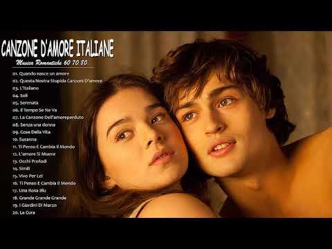 La Più Bella Canzone D'amore In Italiano ❤ Musica D'amore Italiana ❤ Canzoni Romantiche Italiane