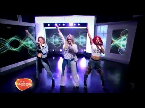 G.R.L. - Ugly heart (live) - The Morning Show
