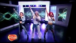 G.r.l. Ugly heart live - The Morning Show.mp3