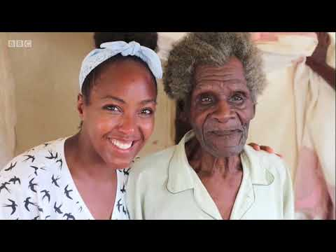 BBC's The One Show visits Dominica after Hurricane Maria - October 2017