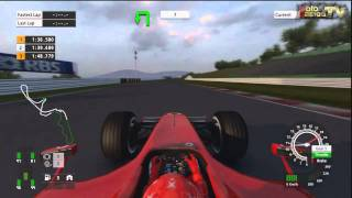 Formula One Championship Edition PS3 - Michael Schumacher Onboard Lap on Suzuka