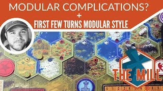 Modular Complications? First Few Turns Modular Style - The Mill