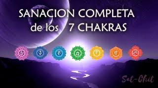 Música para Limpiar, Equilibrar y ACTIVAR los SIETE CHAKRAS ❂ SANACIÓN Completa en 14 MINUTOS