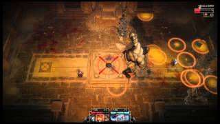 Gauntlet Slayer Edition - Khamun Boss Battle (PS4 co-op)
