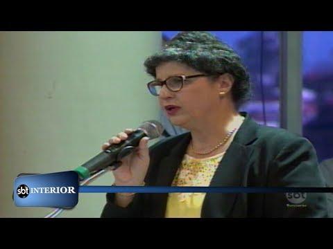 Prefeitura de Rio Preto anuncia nova Secretária de Educação