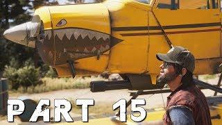 FAR CRY 5 Walkthrough Gameplay Part 15 - AIR RAID (PS4 Pro)