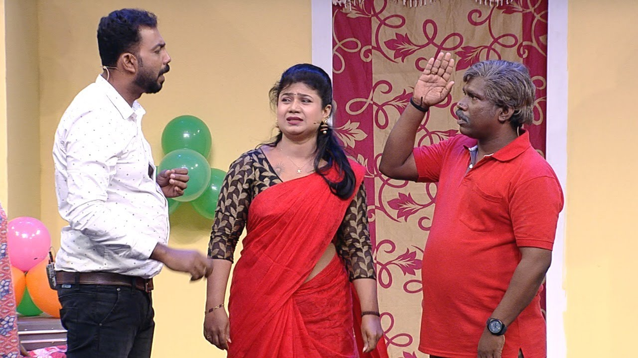 Download Thakarppan Comedy I Funny moments from An old age home! I Mazhavil Manorama