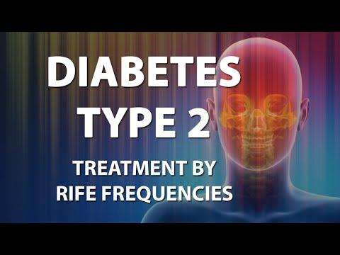 Diabetes Type 2 - RIFE Frequencies Treatment - Energy & Quantum Medicine with Bioresonance