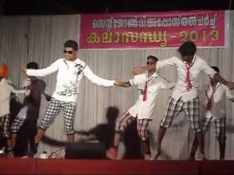 devadoothar ....... comedy dance......by Righteuos brothers