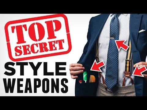 21 TOP SECRET Style Tools - Are You Packing These Stylish It