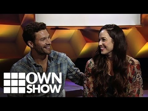 """Aaron O'Connell & Jaclyn Betham """"The Haves and The Have Nots""""   #OWNSHOW   Oprah online"""